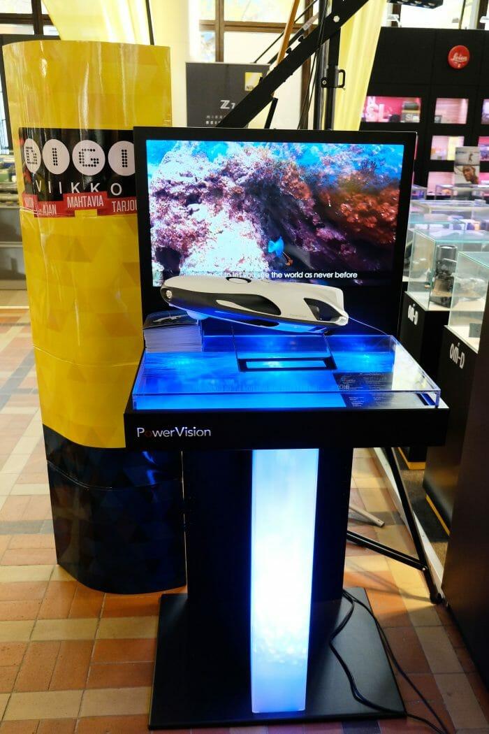 Rajala Pro Shop PowerVision Oleva Player POS